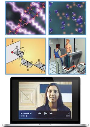Plataformas virtuais de aprendizagem e material didático exclusivo